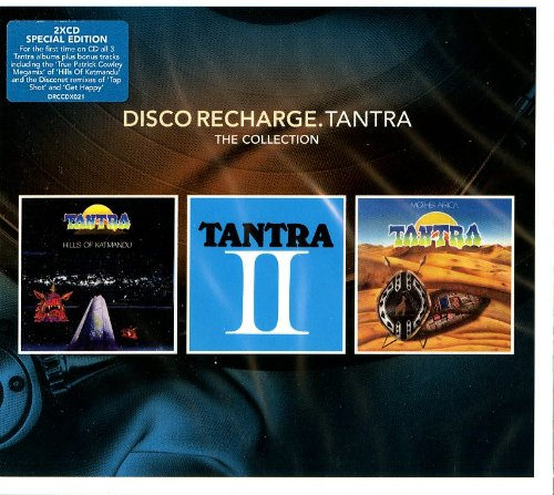 Tantra-Disco Recharge The Collection-2CD-FLAC-2013-WRE Download