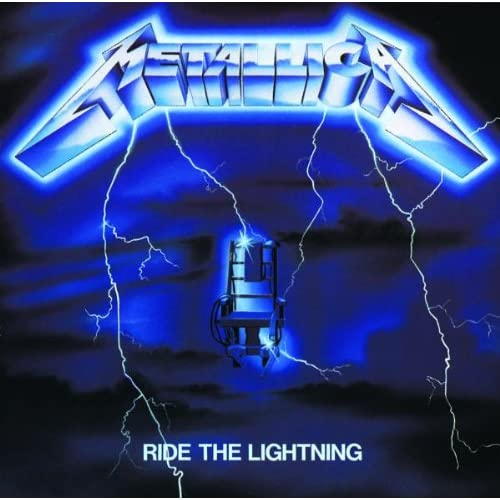 Ride-the-Lightning-12-inch-Analog-Metallica-LP-Record
