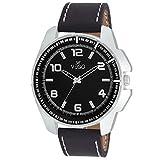 Vego Analog Black colour Watch For Men's (AGM 135)