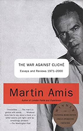 the war against cliche essays and reviews