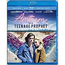 Anthem Of A Teenage Prophet BD/DVD Combo [Blu-ray]