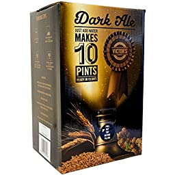 Victors Dark Ale Brewing Kit