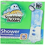 Scrubbing Bubbles Automatic Shower Cleaner with Booster - 2 pk