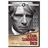 Cover art for  American Masters: The Day Carl Sandburg Died