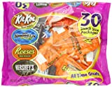 Hersheys All Time Greats Snack Size Assortment, 30 Piece, 15.92 Ounce Package