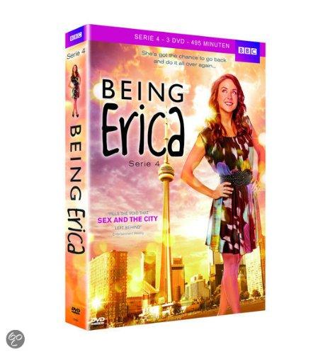 Being Erica: Season 4 [Region 2] (Being Erica Season 2 compare prices)