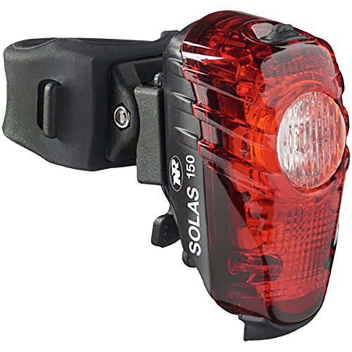 NiteRider Solas 150 Tail Light Black, One Size