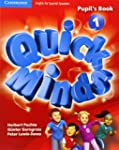 Quick Minds Level 1 Pupil's Book with...