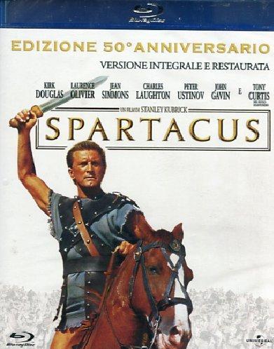 Spartacus(edizione 50' anniversario - versione integrale e restaurata) [Blu-ray] [IT Import]