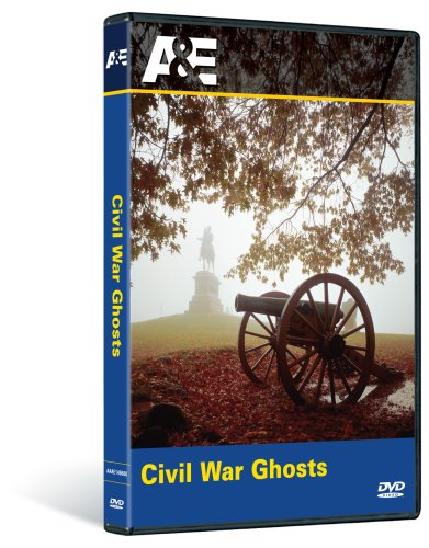Civil War Ghosts DVD