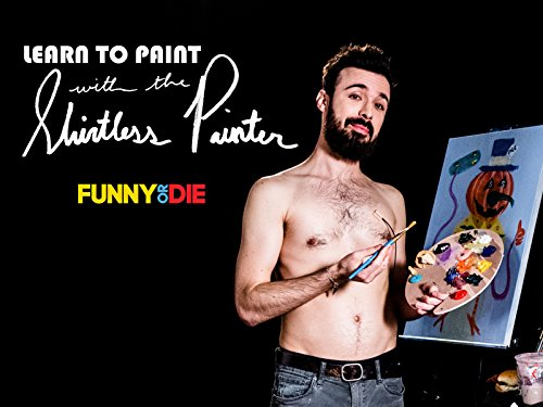 The Shirtless Painter on Amazon Prime Video UK