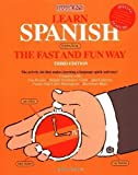 Learn Spanish the Fast and Fun Way by Hammitt, Gene Published by Barron's Educational Series 3rd (third) edition (2004) Paperback