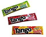 Tango Blasting Flavours Popping Candy (Orange, Apple, Cherry) x10 Packs