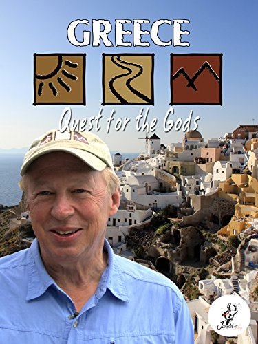 Greece: Quest for the Gods on Amazon Prime Instant Video UK