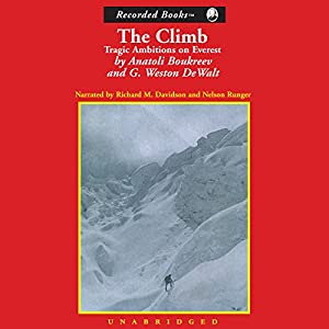 The Climb | Livre audio