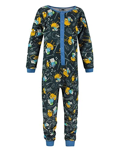 Adventure Time -  Pigiama interi  - ragazzo Blu blu navy