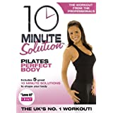 10 Minute Solution - Pilates Perfect Body [DVD]by ANCHOR BAY