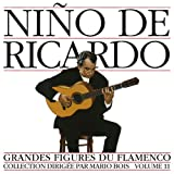 Great Masters of Flamenco, Vol.11by Nino De Ricardo