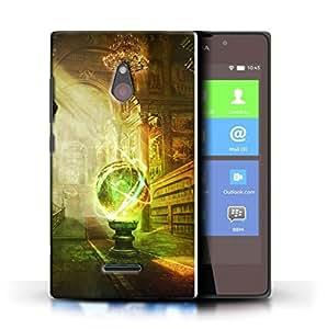 PrintFunny Designer Printed Case For Nokia Lumia XL