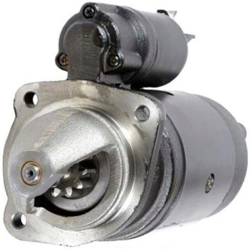 New Gear Reduction Starter Motor Mccormick Farm Tractor Perkins Engine Is1067