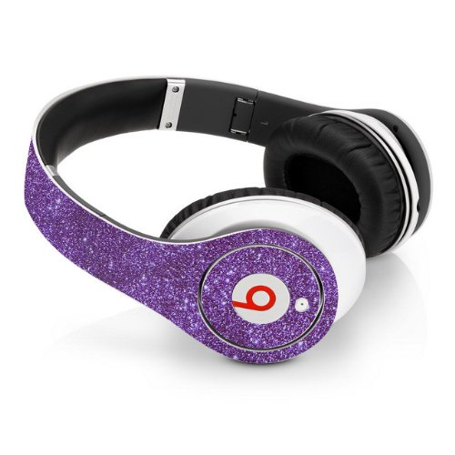 Beats Studio Full Headphone Wrap In Sparkling Amethyst (Headphones Not Included)