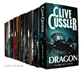 Clive Cussler Clive Cussler Dirk Pitt Series - 12 books Pacific Vortex / Mayday! / Iceberg / Raise the Titanic / Vixen 03 / Night Probe / Deep Six / Cyclops / Treasure / Dragon / Sahara / Inca Gold rrp £95.88