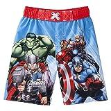 Avengers Swimsuit Swim Trunk Toddler Boy Size 5T