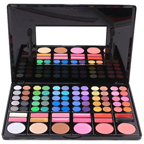 78-color-sombra-de-ojos-color-brillo-labial-mate-maquillaje