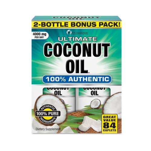 Phytogenix Ultimate Coconut Oil, 84 Count