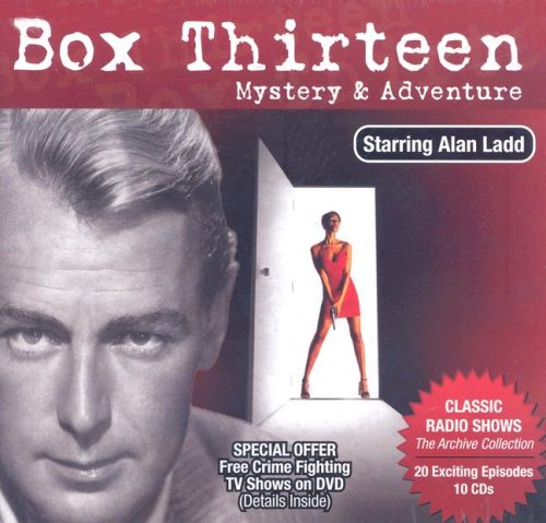 Box Thirteen: Mystery & Adventure