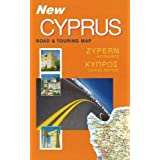 Cyprus Road and Touring Mapby Cyprus Books