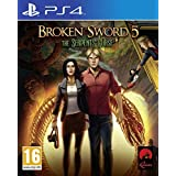 Broken Sword 5: The Serpents Curse (PS4) (UK IMPORT)