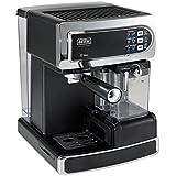 BEEM Germany i-Joy Café, Espresso-Siebträgermaschine mit 15 Bar und integriertem automatischen Milchaufschäumer