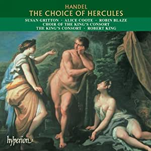 Cantate - The Choice Of Hercules, HWV69 (1751)