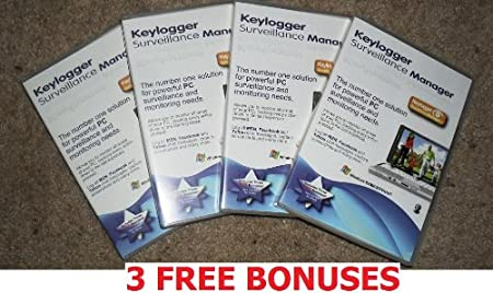 Keylogger Surveillance Manager - Spy On All Computer Activity Secretly. See social chat, websites, email, passwords and more...