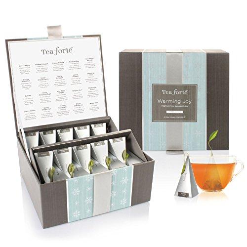 Tea Forte Tea Chest, Warming Joy
