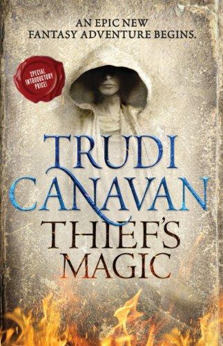 Trudi Canavan - Thief's Magic (Millennium's Rule)