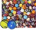 Glass Marbles Bulk, Set OF 50, (48 Pl...