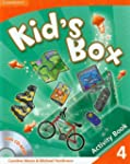 Kid's Box Level 4 Activity Book with...