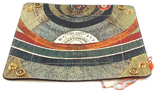 Gattinoni Accessori Svuotatasche Portatutto Unisex Uomo Donna Cm 15x15x3 G110FUA90000-100 Multicolor