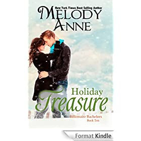 Holiday Treasure (Billionaire Bachelors - Book 10) (English Edition)