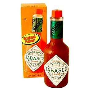 Tabasco Original Sauce, Pepper, 12 Ounce