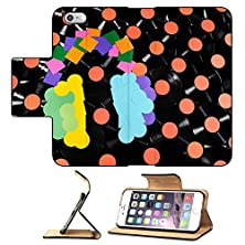 buy Luxlady Premium Apple Iphone 6 Plus Iphone 6S Plus Flip Pu Leather Wallet Case Music Vinyl Records Collection Symbols Collection Of Vintage Vinyl Records Image 28716026 O