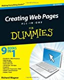 Creating Web Pages All-in-One For Dummies (For Dummies (Computer/Tech))