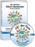 Software - ABC der Tiere: Silben-Generator f�r die Grundschule, Einzellizenz