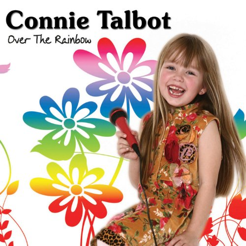 Original album cover of Over The Rainbow by Connie Talbot