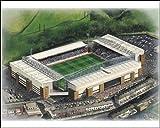Photographic Print of Ewood Park Art - Blackburn Rovers 8651701 from Sports Stadia Art