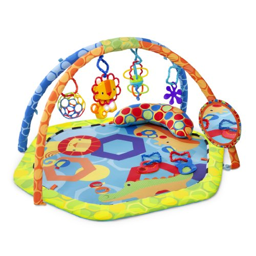 O Ball Play-O-Lot Activity Gym