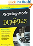 Recycling-Mode f�r Dummies (Fur Dummies)