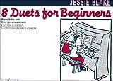 echange, troc Blake J - Duos pour débutants (8) - Piano 4Ms